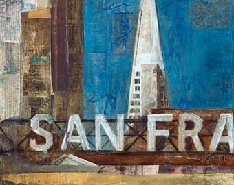 Trans American building San Francisco