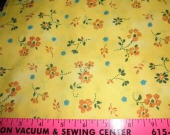 Medium Weight Cotton - Fat Quarter - 18 x 22 inches -Flour Sack Look  Tracy Porter SWEet LOLITa
