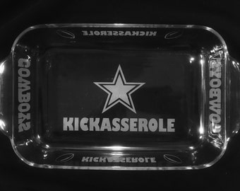Dallas Cowboys Kickasserole