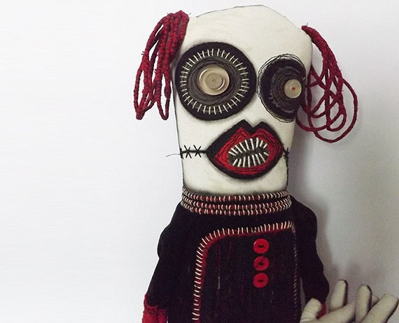 Gothic Horror Rag Doll Freak Show