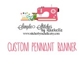 Custom Pennant Banner for Kent K.