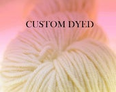 Custom Dyed for Janet - 1100 +yards Watch Hill Sparkle