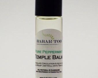 TEMPLE BALMS Natural & Handmade