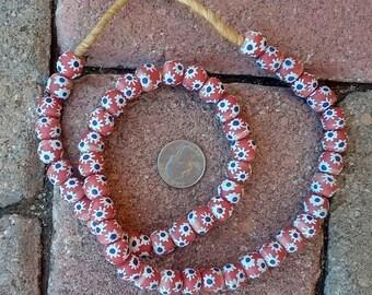 Krobo Beads (11x12mm)