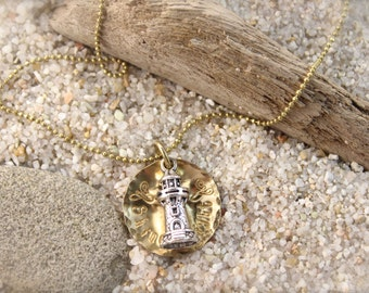 Lighthouse Shine Bright Necklace