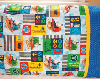 Full Size Thomas the Train Pillow Case