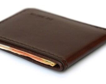 Leather Wallet // Cash & Card Holder