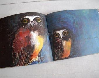 Brian Wildsmith's Birds Book - Illustrated Art Animals