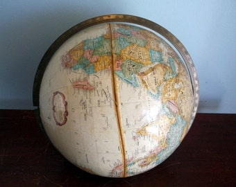 Project Globes Upcycle Repurpose  12 inch 1
