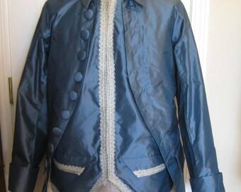 Men's Colonial Coat and Waistcoat