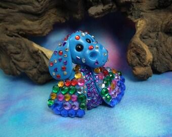 20% off with Coupon Code: DRAGONDAYS20 ... Precious Rainbow Dragon 'Eridea' OOAK Sculpt by Sculpture Artist Ann Galvin