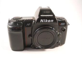 Nikon Body 35MM N8008
