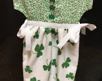 St. Patrick's Day Oven Handle Kitchen Towel