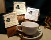 Instant Herbal Hot Chocolate - Cocoa Mixes, set of 2, you choose