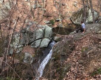 Waterfall test