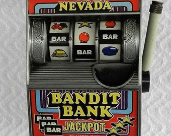 Bank Robber Robot-Found Object Robot-Junk Art Assemblage-Whimsical Folk Art