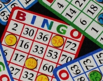 Bingo Check Book Cover