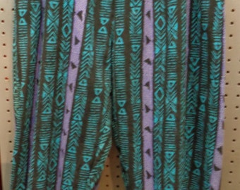 VINTAGE 1980's Men's Drawstring   Pants by U.M.S.(available)