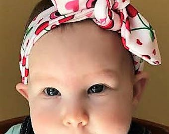 Baby-Bushka Baby Headband