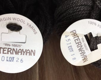 Paternayan Khaki Brown Yarn- #450, #451, #452, #453, #454, #455