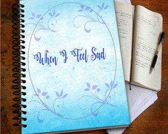 Spiral Notebook - Writing Journal