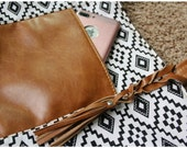 Tote bag - on the go bag - travel bag - aztec bag - recyclecd leather bag -