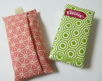 Tissue Case/Hemp Leaf/麻の葉/Pink