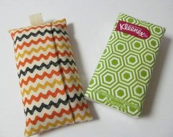 Tissue Case/Rickrack
