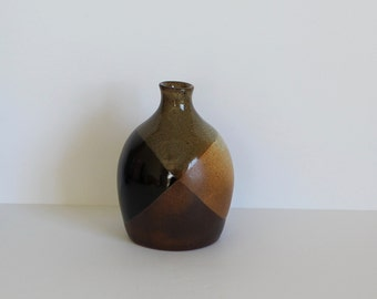 Vintage Modern Ceramic Vase Pottery Craft USA