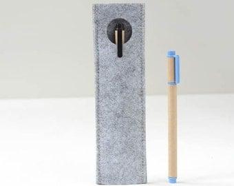 Felt Pen Case -Gel Ink Pen Pouch Receive Pouch