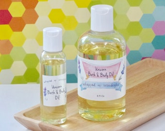 Unicorn Bath & Body Oil