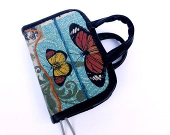 JW Bible Cover with Handles for Regular Size NWT Bibles, by Vic Von Pip