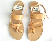 Men's leather sandals, leather sandals, greek sandals, mens sandals