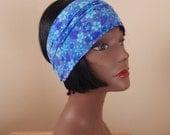hawaiian Headband, yoga headband, fitness headband, fashion accessories