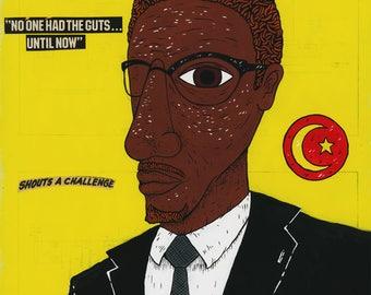 Black Lives: Malcolm X
