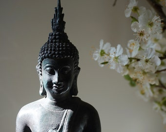 Buddha / Standing / South East Asia / Shipping Included in the U.S.
