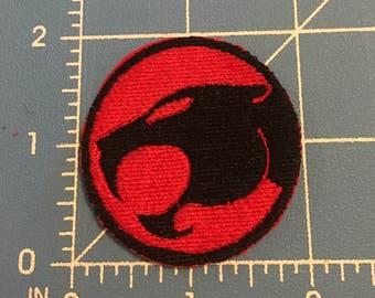 Thundercats iron on patch