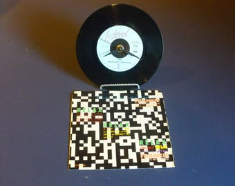 Relax Frankie Goes To Hollywood 45 Record Clock 7-99805 Island Records 1983
