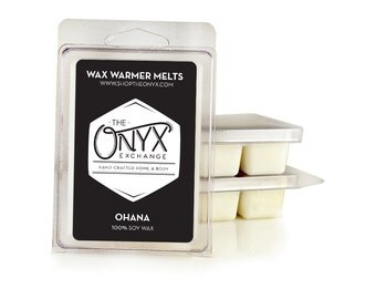 Ohana - Polynesian Hibiscus & Cranberry Scented - 6 Pack Wax Warmer Melts