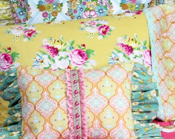 Jessica - Lindsay - Calliope Pillow Collection