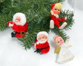 Blow mold santa   Etsy