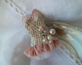 paper art corset RESERVED for NABI BELLE