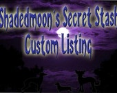 Custom listing reserved for Carlee 2 x jammies 1 x martingale
