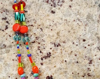 Colorful Eye Glass Chain, Necklace, Holder Magnetic