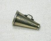 Vintage Charm: Cheerleader Megaphone Engraved Debbie '72
