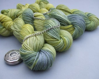 Total Indulgence Double Knit Yarn. Greenfinch