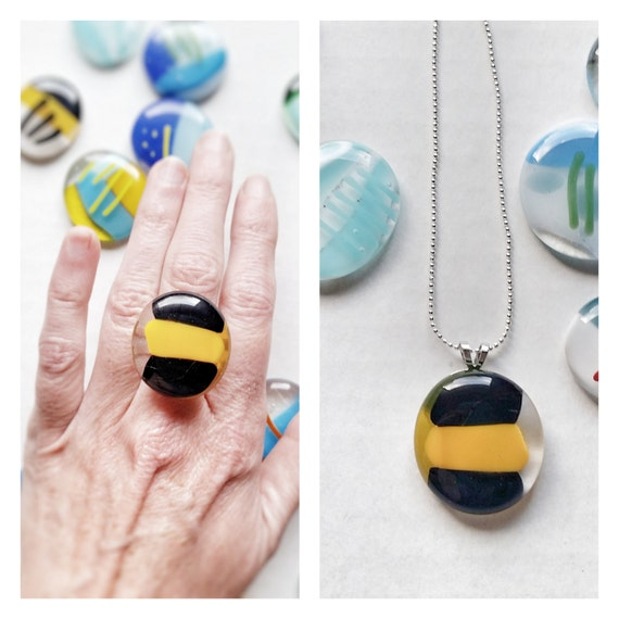 Bubble Ring or Necklace- You Decide!