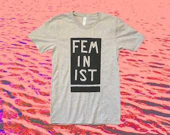 Feminist T-Shirt - Feminist Tee - Plus Size Feminist Tee - Feminism T-Shirts for Women