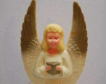 Vintage Christmas Angel Lights Up Union Products