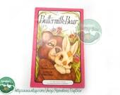 Vintage Serendipity Book: Buttermilk Bear 1980s Adorable Paperback